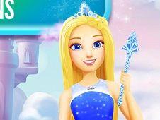 Barbie Dreamtopia Creatii Curcubeu cu Nori