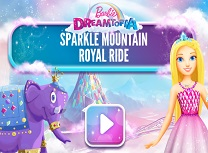 Barbie Dreamtopia Sparkle Mountain Ride