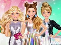 Barbie Haine Futuristice
