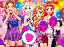 Barbie Petrecere Aniversara Surpriza