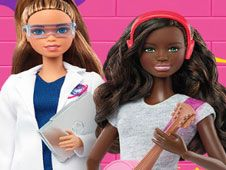 Barbie Poti Fi Orice cu Diferente
