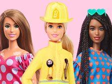 Barbie Poti Fi Orice de Memorie