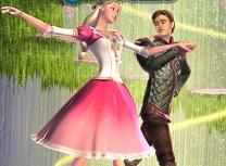 Barbie Printesa Dansatoare