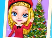 Craciun cu Bebelusa Barbie