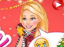 Barbie Vine Acasa de Craciun