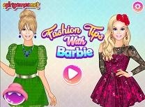 Fashion Tips cu Barbie
