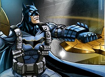 Batman Mission Gotham