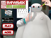 Baymax la Doctorul de Ochi