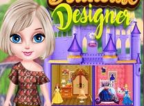 Bebelusa Elsa Design de Casa de Papusi