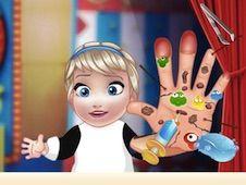 Bebelusa Elsa Doctor de Maini