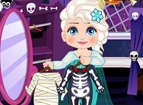 Elsa Distractii de Halloween