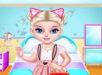 Bebelusa Elsa Rea in Weekend