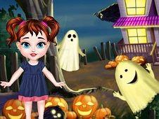 Bebelusa Taylor Casa de Halloween