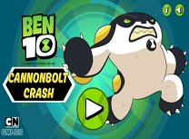 Ben 10 Cannonbolt Crush