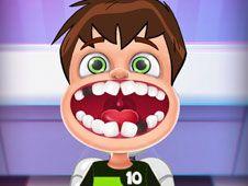 Ben 10 Eroi la Dentist