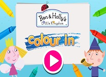 Ben si Hollyde Colorat
