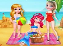 BFF Picnic de Vara pe Plaja