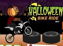 Halloween cu Bicicleta