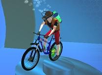 Aventura Subacvatica cu Bicicleta