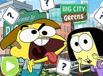 Big City Greens Memory Mania