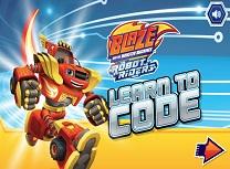 Blaze si Masinile Monstru Invata sa Codezi
