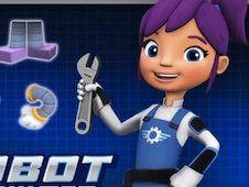 Blaze Construieste Robot