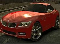 Puzzle cu BMW Z4