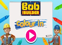 Bob Constructorul Colour In