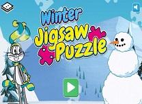 Boomerang Puzzle de Iarna