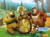 Boonie Bears de Imbracat