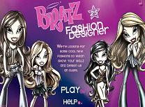 Bratz Fashion Designer