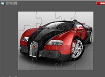 Bugatti Puzzle