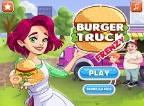 Camionul Burger in SUA