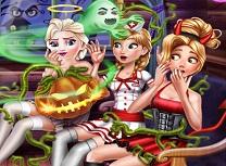 Cabana Infricosatoare de Halloween