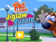 Cainele Pat Jigsaw Puzzle