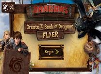 Creati Cartea cu Dragoni