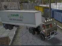 Camion Kamaz Rusesc