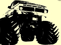 Monster Truck Provocarea Taxi