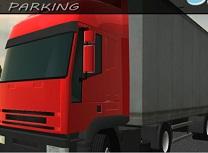Parcati Camioane 3D