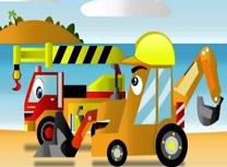 Camioane Animate Diferente