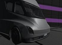 Parcati Camionul din Viitor