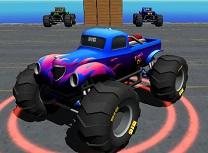 Monster Truck Cascadorii Port