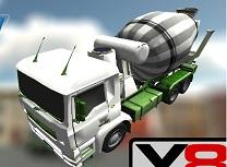 Camion de Constructii 3D