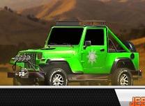 Simulator Jeep Offroad