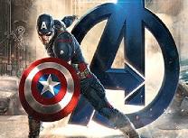 Capitanul America in Lupta