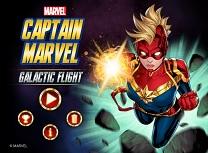 Captain Marvel Lupta Galactica