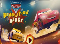 Cars 3 Cursa Demolatoare