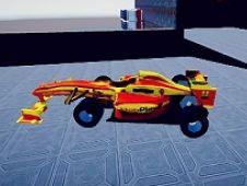 Cascadorii cu Formula 1