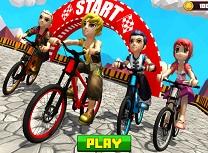 Cascadorii cu Biciclete 3D