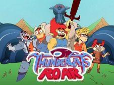 Ce Personaj ThunderCats Roar Sunteti